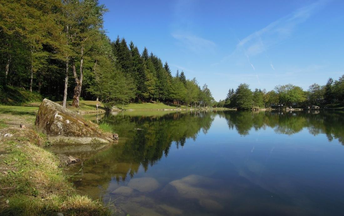 LAGO DEI PONTINI - Nuova Parco Laghi